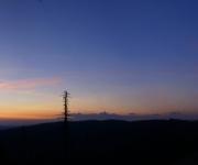 Dreisessel Sonnenaufgang